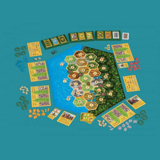 Catan Vzpon Inkov družabna igra