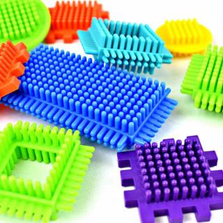 Bloko kocke set od 30 kocki i 1 figura
