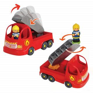 Bloko kocke vatrogasno vozilo 70 kocki