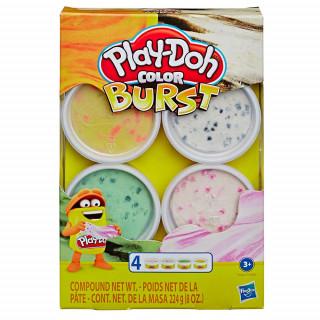 Play-Doh Color Burst set sladoledne mase