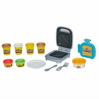 Play-Doh kuhinja kreativni sendviči