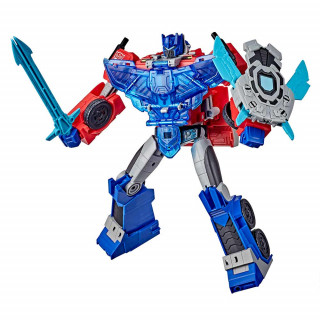 Transformers Cyberverse Officer Optimus