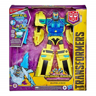 Transformers Cyberverse Officer Bumblebe