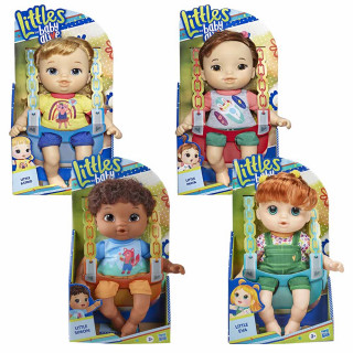 Baby Alive beba Littles Squad asortiman