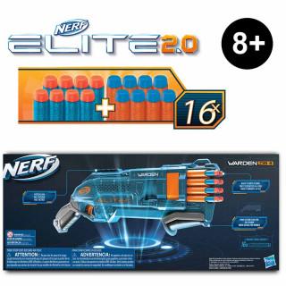 Nerf Elite 2.0 Warden DB 8 ispaljivač