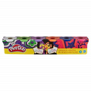 Play-Doh set od 6 kantica Split & Share