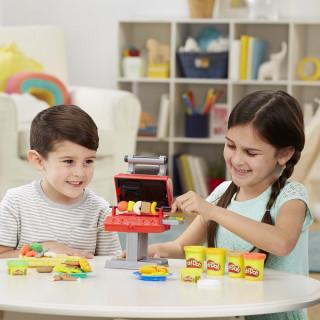 Play-Doh kuhinja krativni roštilj