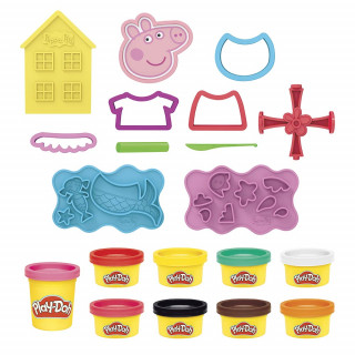 Play-Doh Pepa praščić stilski set