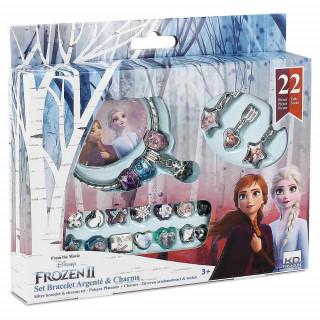 Frozen set narukvica s privjescima
