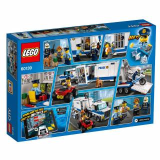 LEGO City Mobilno poveljniško središče