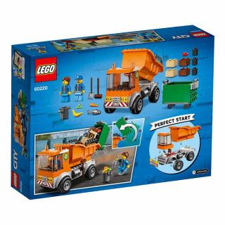 LEGO City Vehicles Smetarsko vozilo