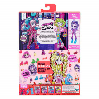 Capsule Chix Holo Glow lutka