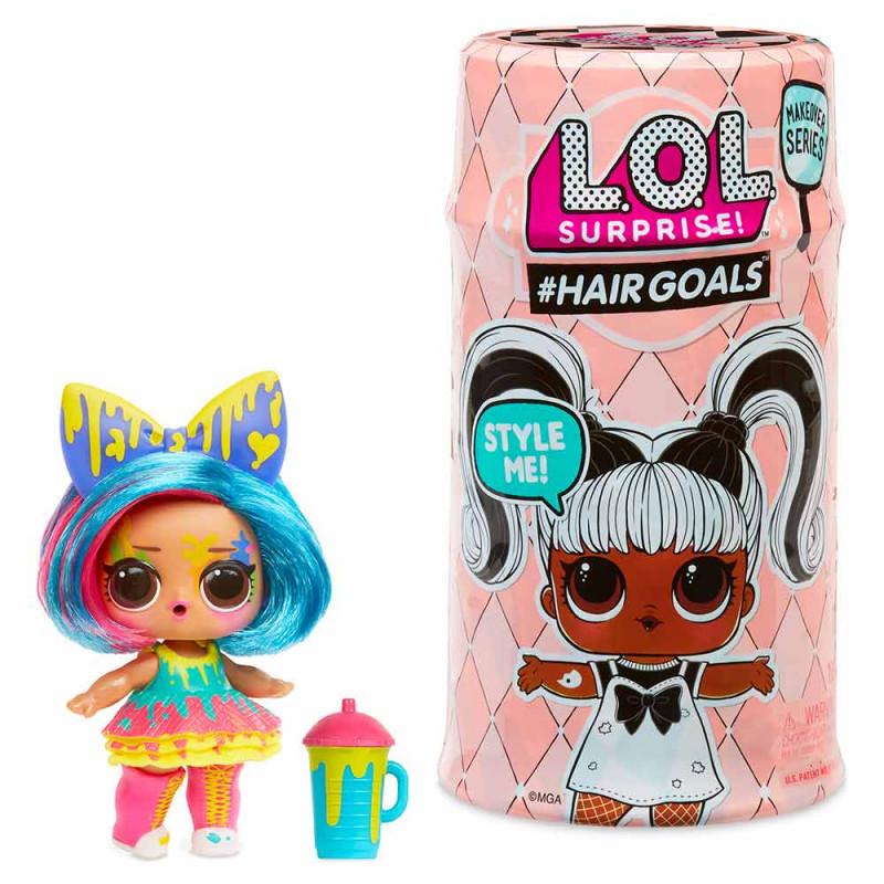LOL kugla iznenađenja Hair Goals
