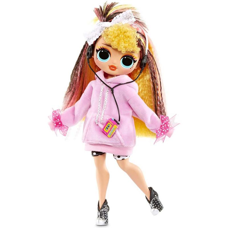 LOL Surprise OMG Remix lutka Pop B.B.