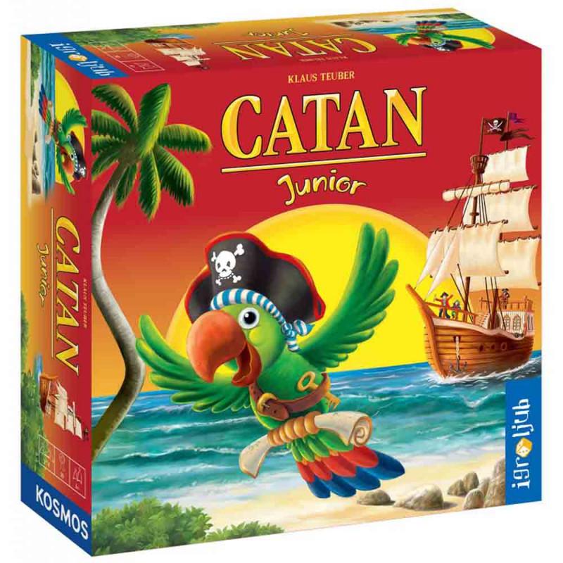 Catan Junior društvena igra
