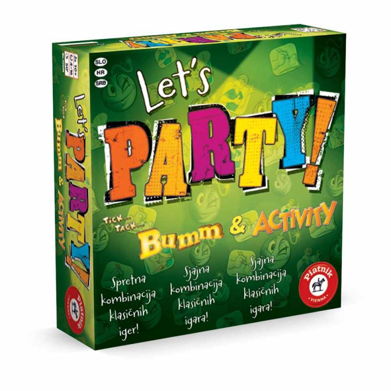 Piatnik Lets Party društvena igra