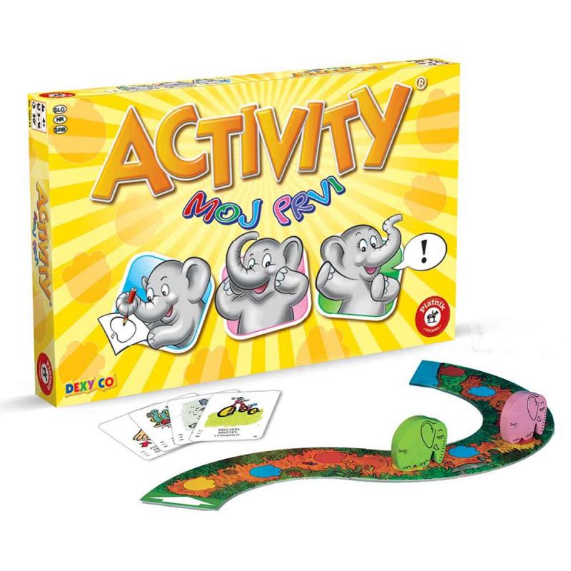 Activity moj prvi društvena igra