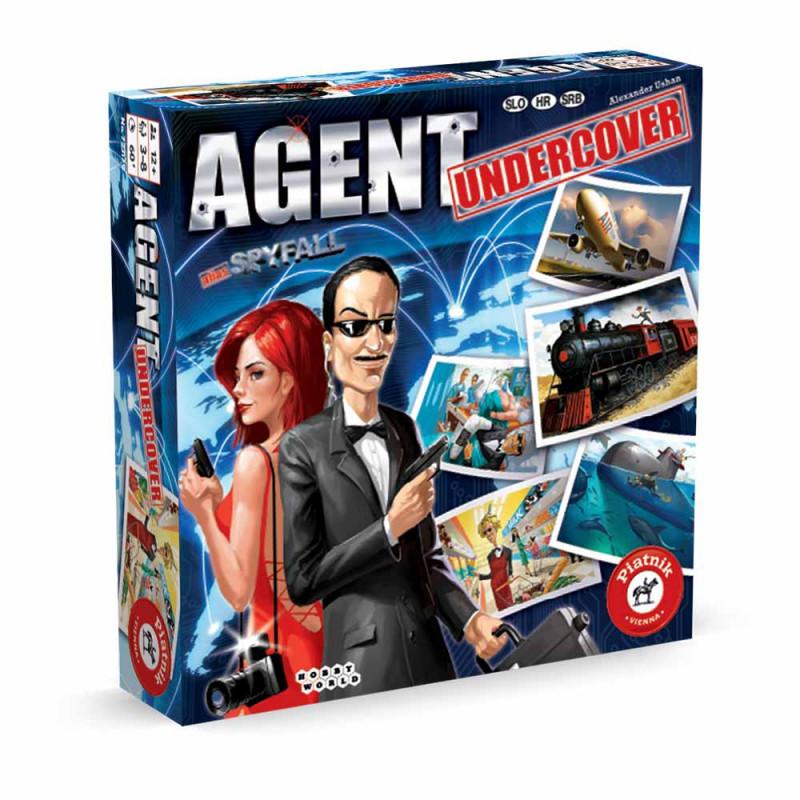 Piatnik Agent Undercover društvena igra