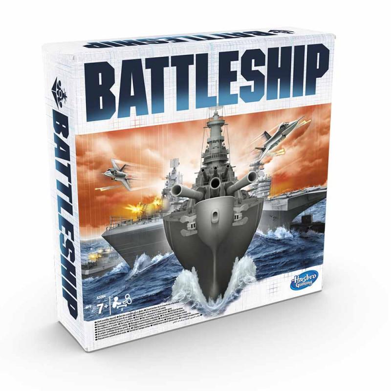 Potapanje brodova društvena igra