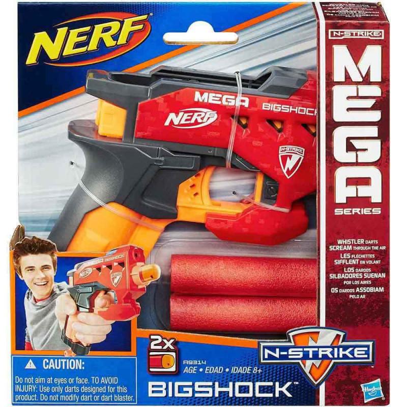 Nerf Mega Bigshock ispaljivač