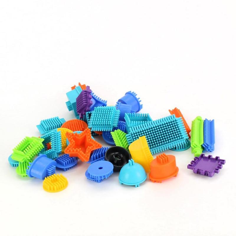 Bloko kocke set od 100 kocka