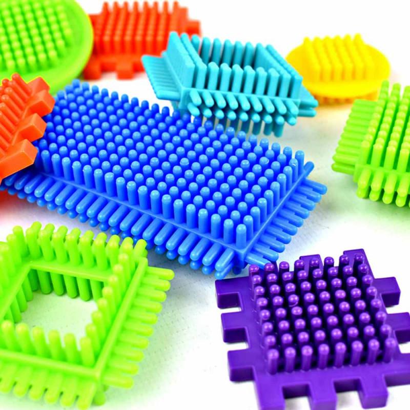 Bloko farma set 50 kocki i 3 figure 3D