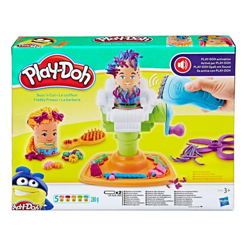 Play-Doh kreativna brijačnica