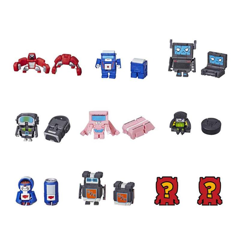 Transformers Botbots figure 5 komada