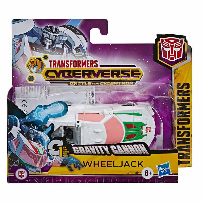Transformers figura Cyberverse Wheeljack
