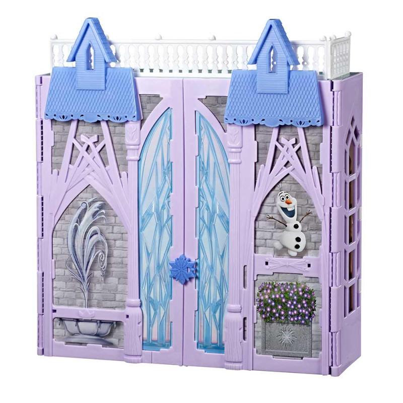 Frozen 2 sklopljiv set dvorac Arendelle