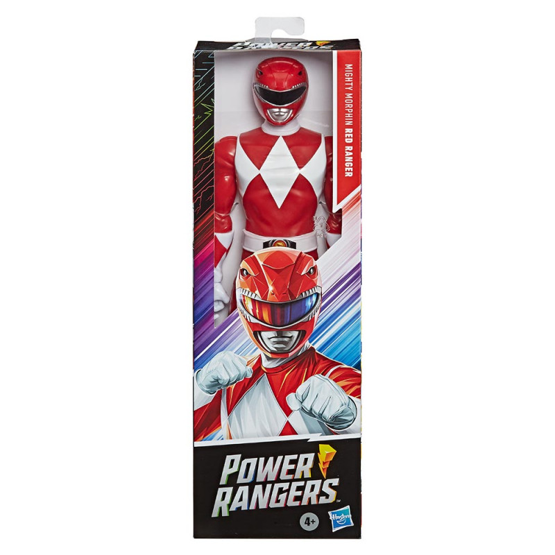 Power Rangers figura Crveni Ranger 30cm
