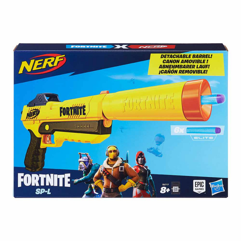 Nerf Fortnite SP-L ispaljivač