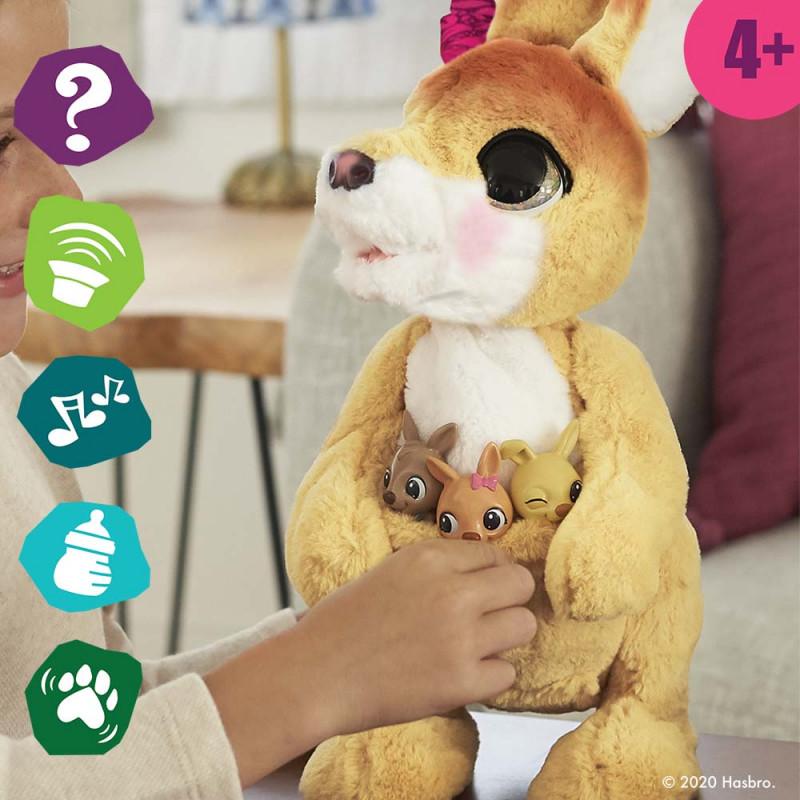 FurReal interaktivni klokan Mama Josie