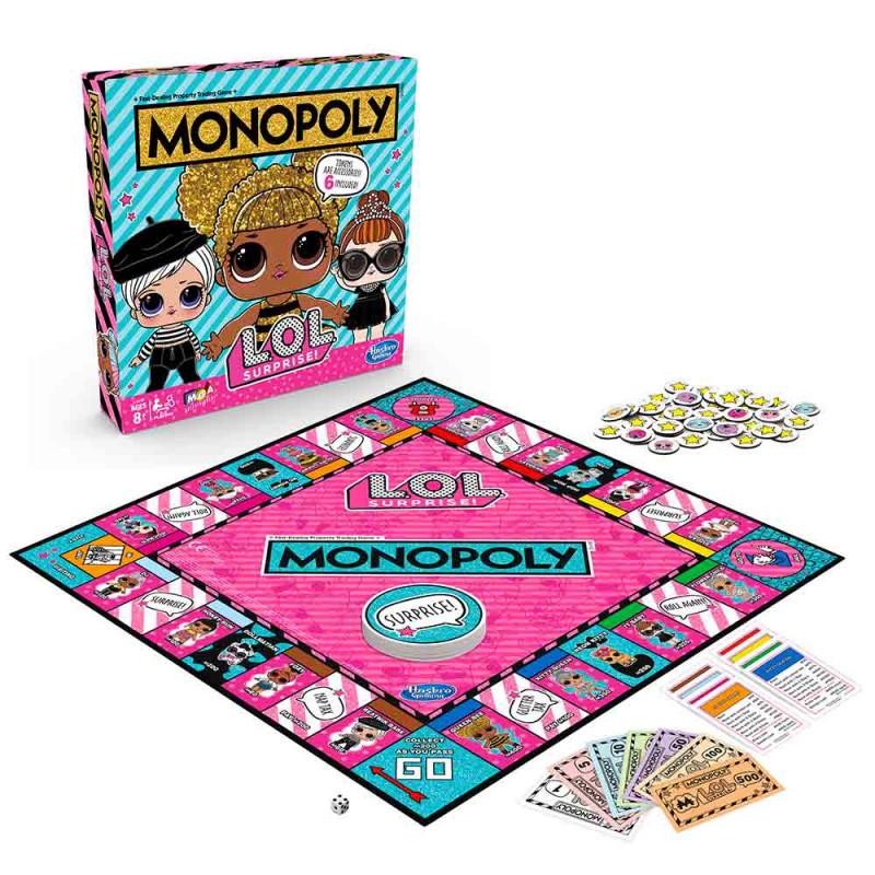 Monopoly L.O.L. društvena igra