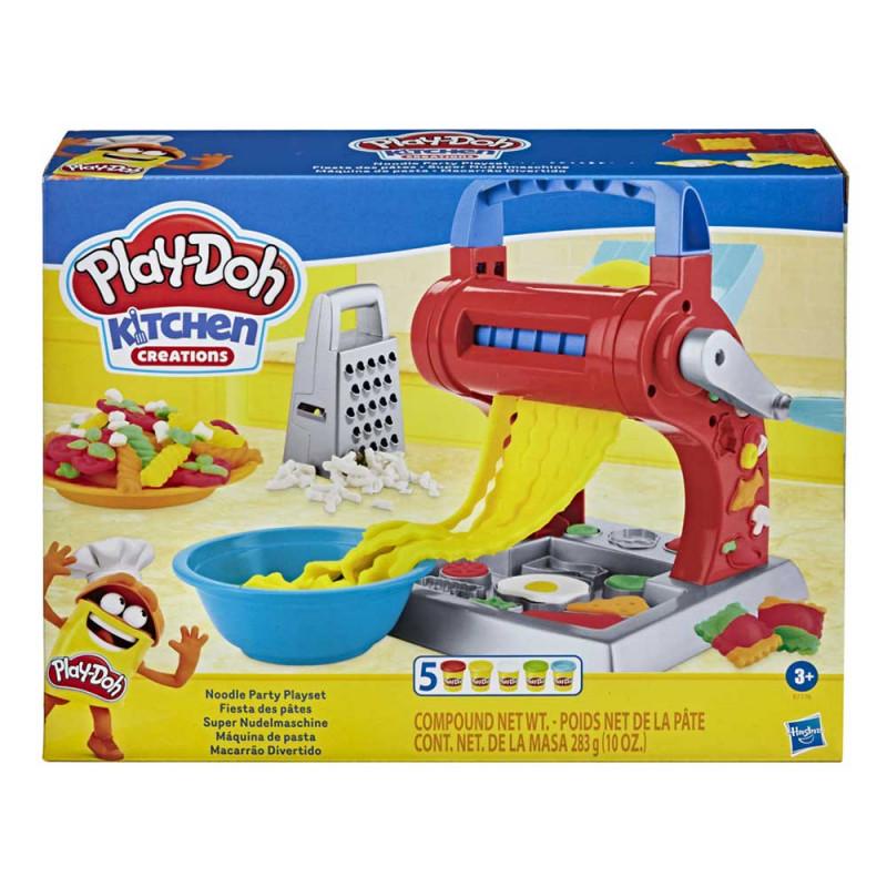 Play-Doh kuhinja zabavne tjestenine