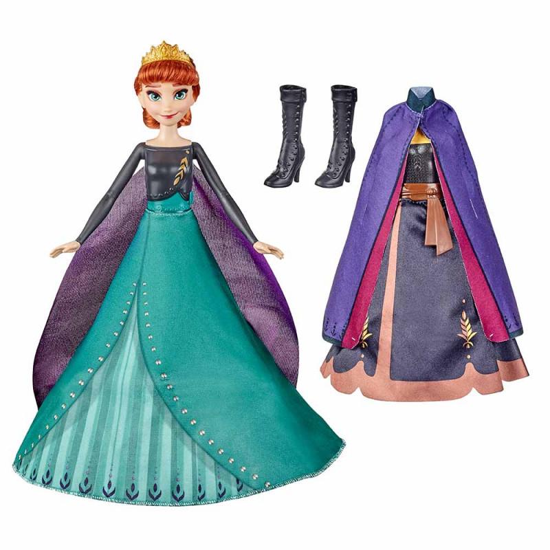 Frozen 2 modna lutka Anna s dodacima