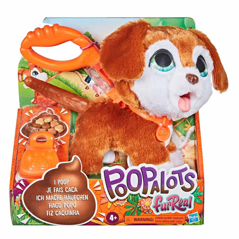 FurReal Poopalots veliki ljubimac psić