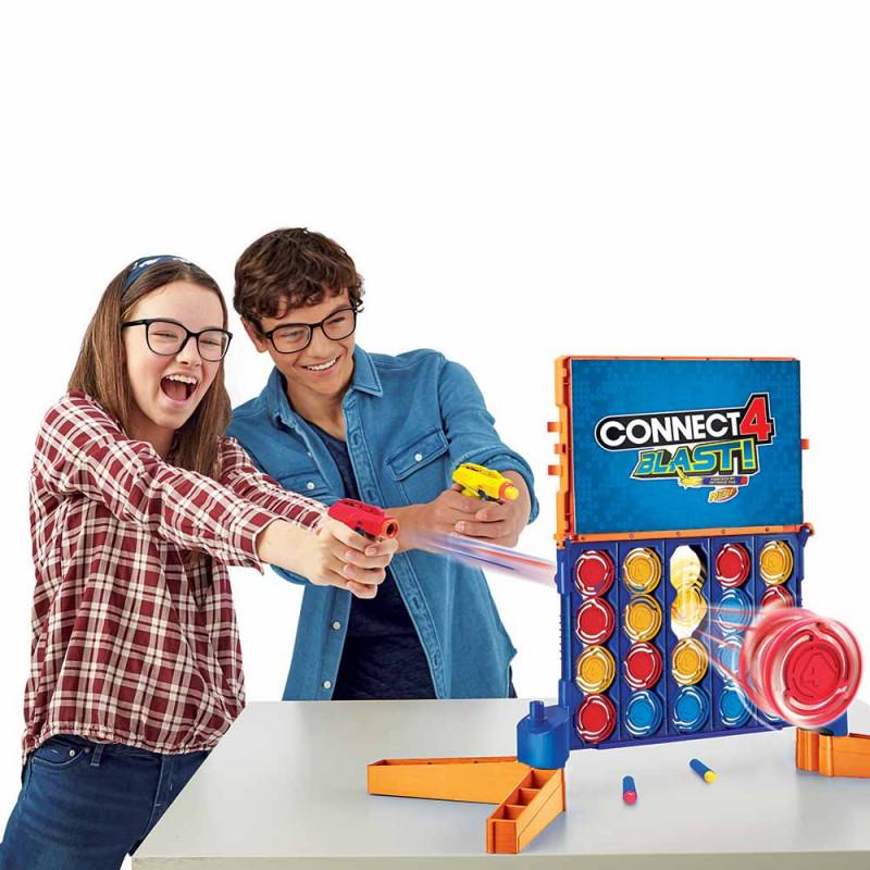 Connect 4 blast društvena igra