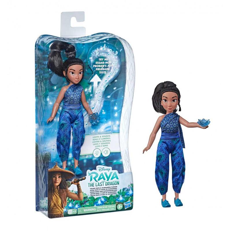 Disney Princes Raya lutka i cvijet