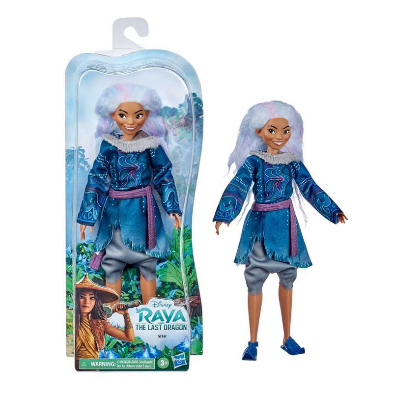 Disney Princess Raya modna lutka Sisu