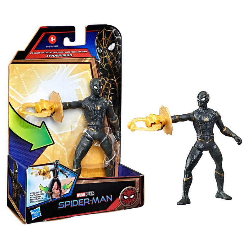 Spider-Man Movie delux figura 15 cm