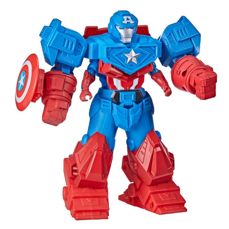 Avengers Mech strike Kapetan Amerika
