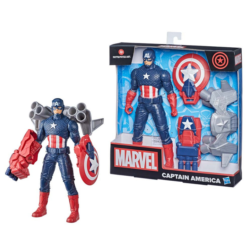 Marvel 24 cm Kapetan Amerika s opremom