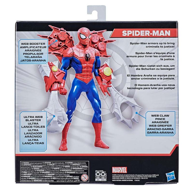 Marvel 24 cm Spider-man s opremom