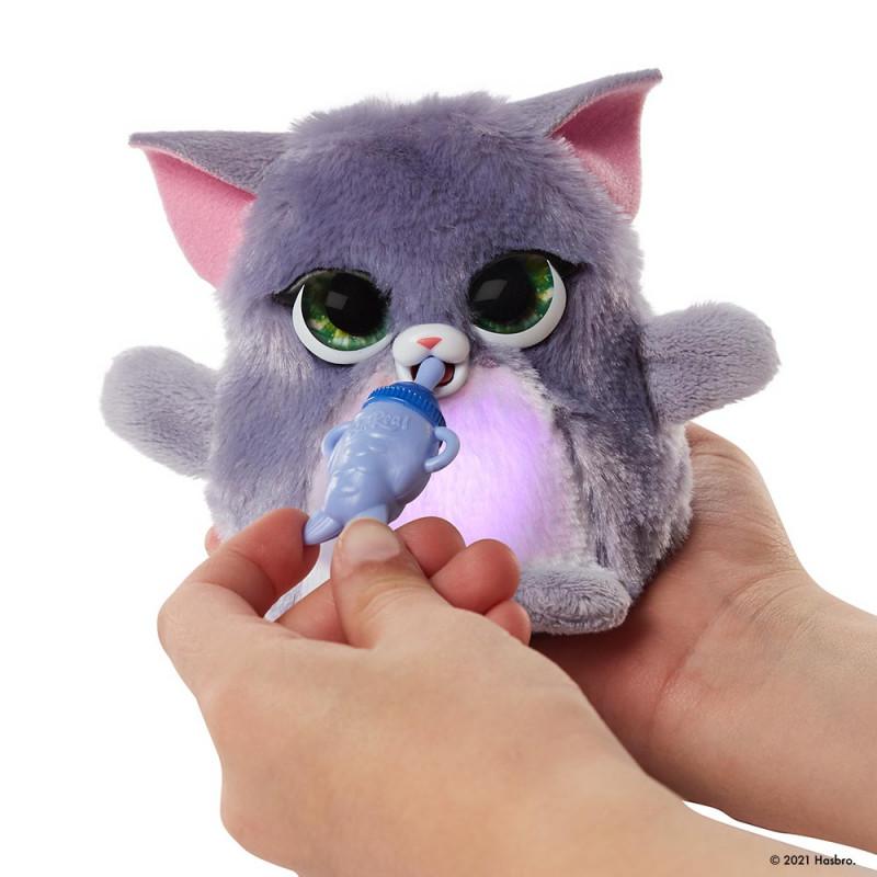 FurReal Fuzzalots gladni ljubimac maca