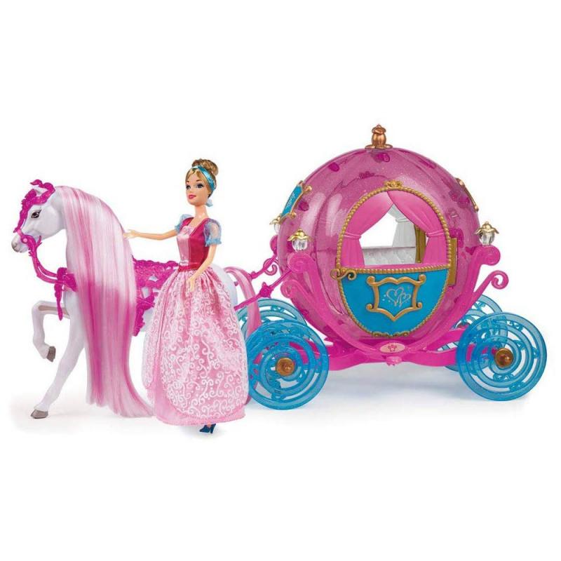 Disney Princess set Pepeljuga i kočija