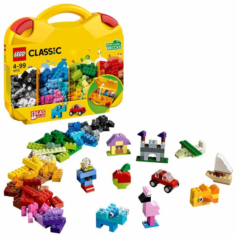 LEGO Classic Ustvarjalni kovček