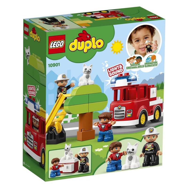 Lego Duplo Vatrogasni kamion