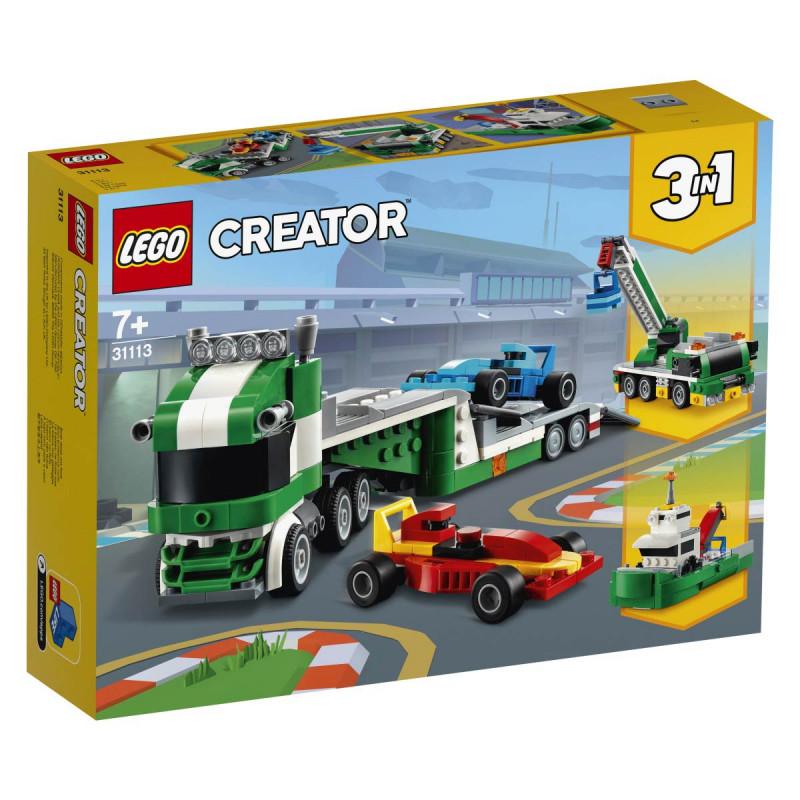 LEGO CREATOR Transporter trkaćih auta