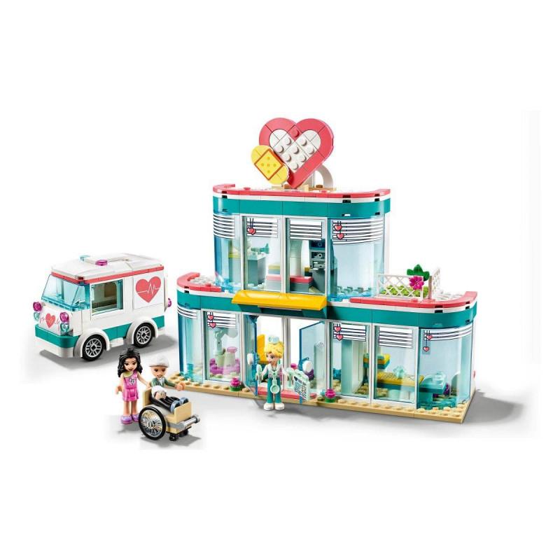 Lego Friends Bolnica u Heartlakeu
